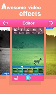 VideoShow Pro -  Video Editor - screenshot thumbnail
