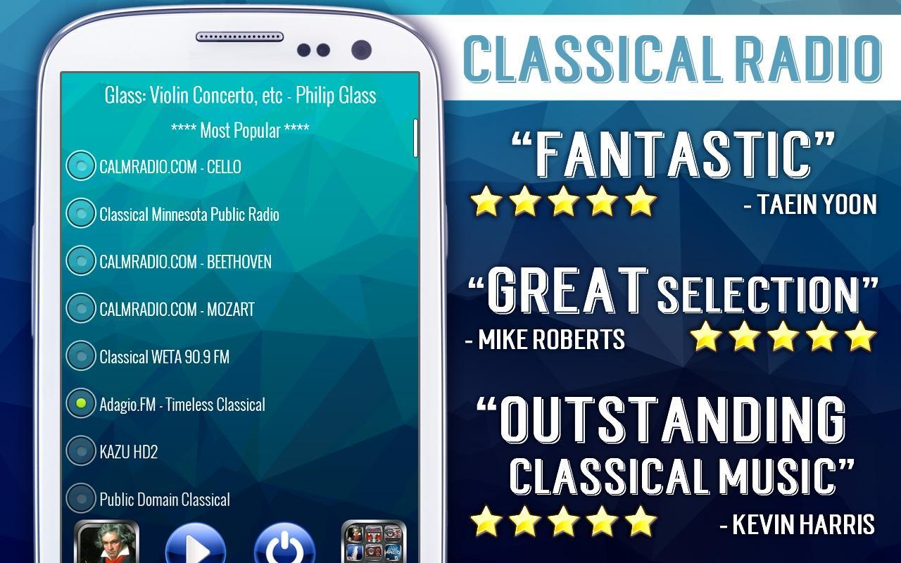 Free Classical Radio- screenshot