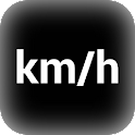 GPS Speedometer (km / h) icon