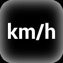 GPS Speedometer (km / h) mobile app icon