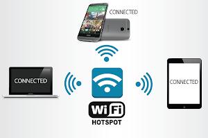 3 Wifi Hotspot Free from 3G, 4G App screenshot