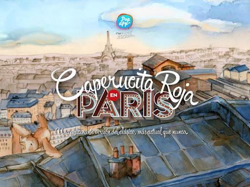 Caperucita Roja en París