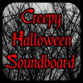 Creepy Halloween Soundboard
