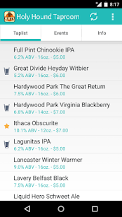 Holy Hound Taproom- screenshot thumbnail