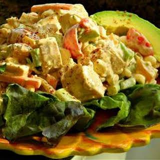 Kiki's Mexican Chicken Salad.
