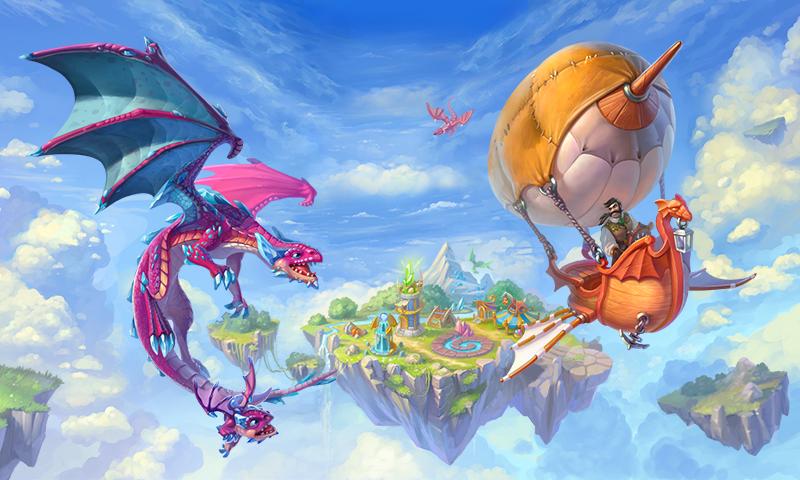 android Dragons World Screenshot 7