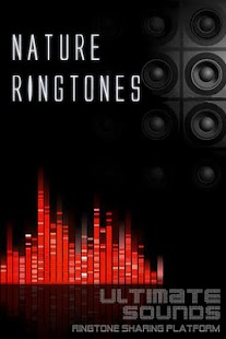 Nature Sounds Ringtones - screenshot thumbnail