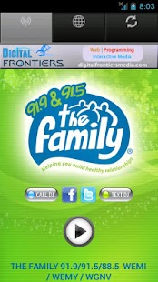 The Family Radio- screenshot thumbnail
