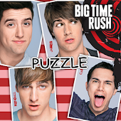 Big Time Rush Puzzle Free
