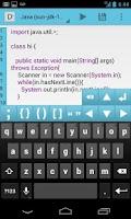 Screenshot of DeuterIDE - Compiler and IDE