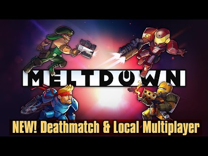Meltdown© - screenshot thumbnail