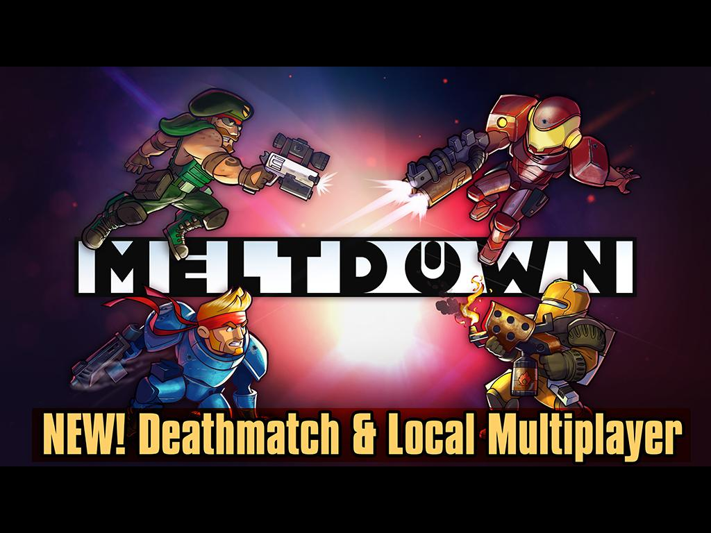 Meltdown©- screenshot