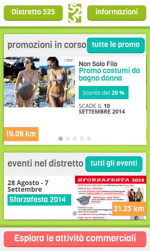 525 Vie dello Shopping- screenshot