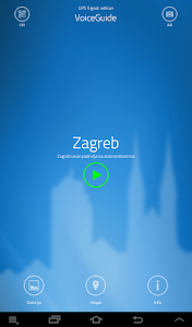 VoiceGuide Zagreb HR screenshot 4