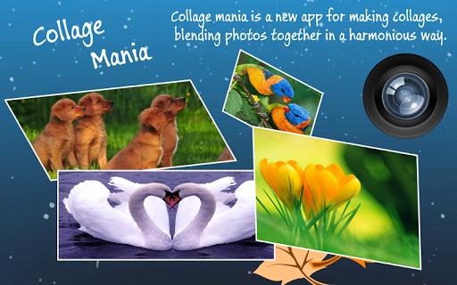 玩免費攝影APP 下載Collage Mania app不用錢 硬是要APP