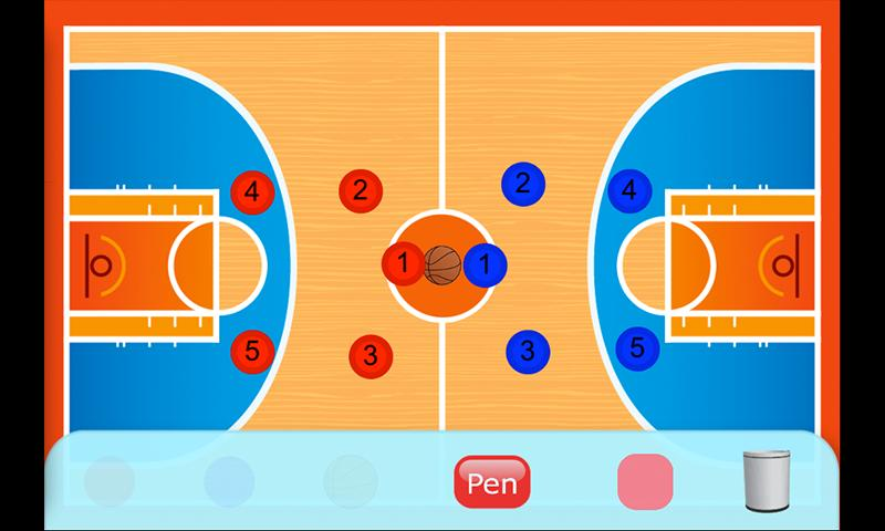 Basketball Manager 12- screenshot