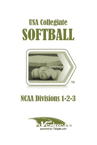 rVenue College Softball Fields- screenshot
