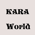 Kpop KARA world logo