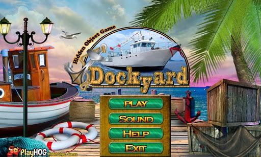 Dockyard - Free Hidden Objects