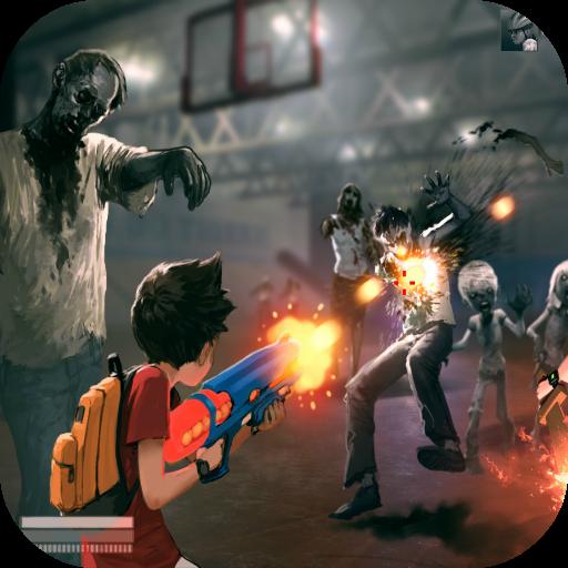 前面的战斗僵尸射击游戏 動作 App LOGO-硬是要APP