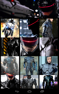 Robocop 2014 Wallpaper - screenshot thumbnail