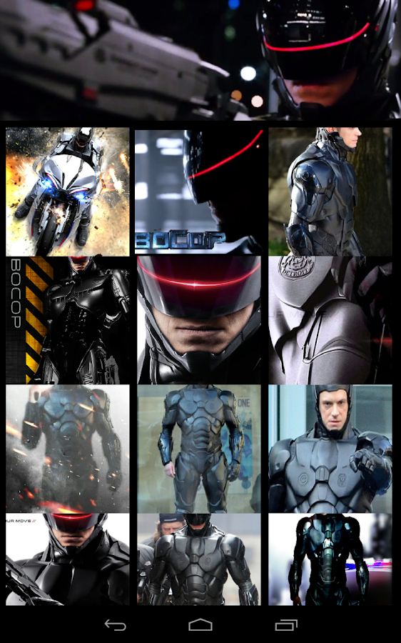 Robocop 2014 Wallpaper - screenshot