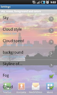 Skyline Scene LITE- screenshot thumbnail