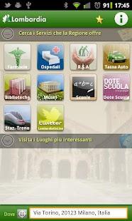 inLombardia- screenshot thumbnail