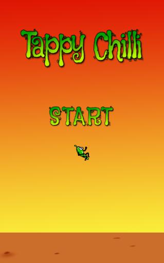 【免費街機App】Tappy Chilli-APP點子