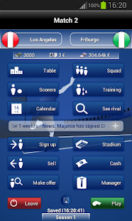 iClub Manager Free- screenshot thumbnail