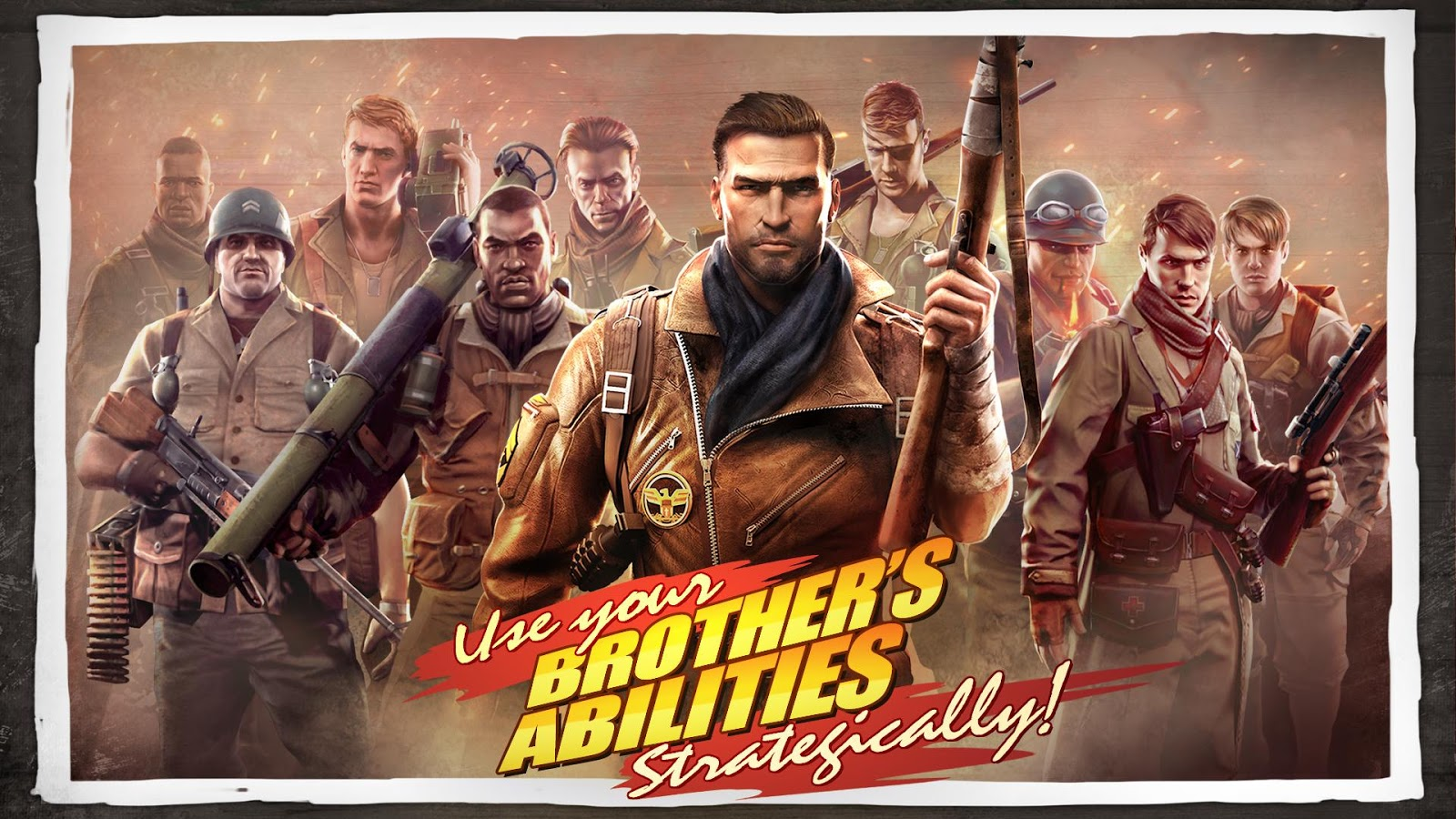 Brothers In Arms 3 Medals Energy and Dog Tags Generator