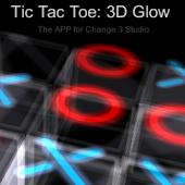 3D Glow TicTacToe