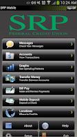 Screenshot of SRP Mobile