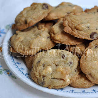 Grandma Jenny's Chocolate Chip Cookies.