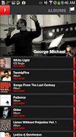 Screenshot of George Michael