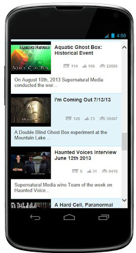 Supernatural Media