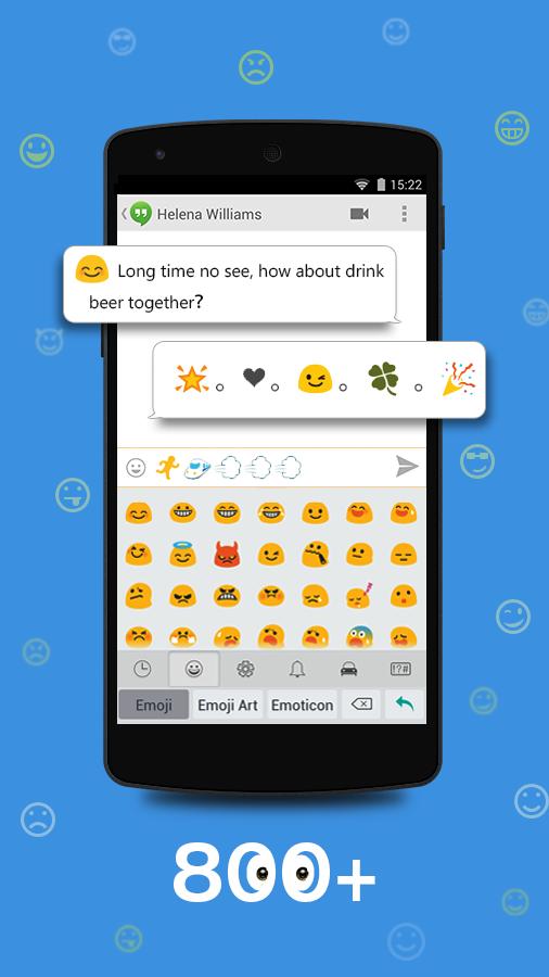 Arabic for TouchPal Keyboard- screenshot