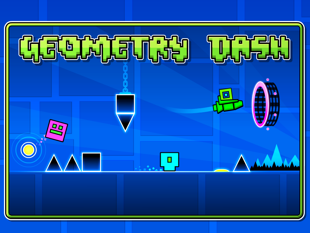 Geometry Dash screenshot #13