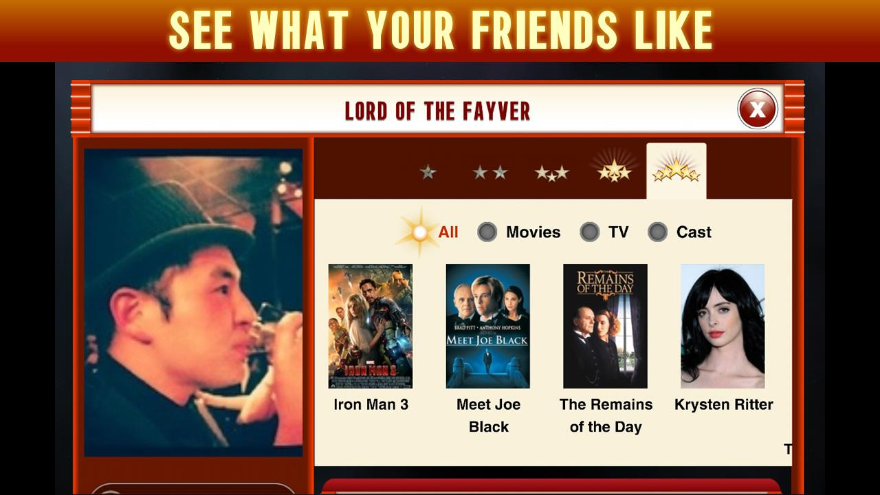 Fayve App - Watch Movies & TV - screenshot
