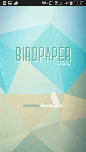 BIRDPAPER by SEOBirdLife