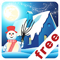 CHRISTMAS WINTER LIVEWALLPAPER icon