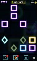 Screenshot of Neon Catch 2