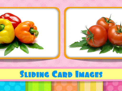 Tamil Flash Cards - Vegetables