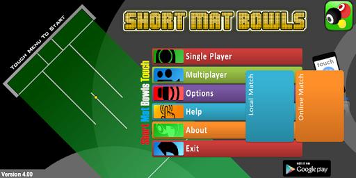 Bowls : Short Mat Bowls