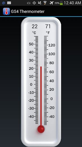 GS4 Thermometer