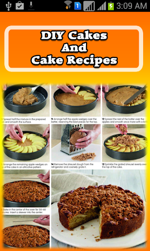 DIY Cakes And Cake Recipes