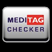 MediTag Checker