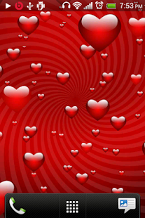 Valentine's day Love Wallpaper - screenshot thumbnail