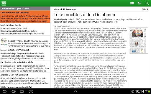 【免費新聞App】Westfalen-Blatt-APP點子