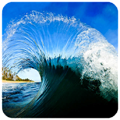 Surf Live Wallpaper